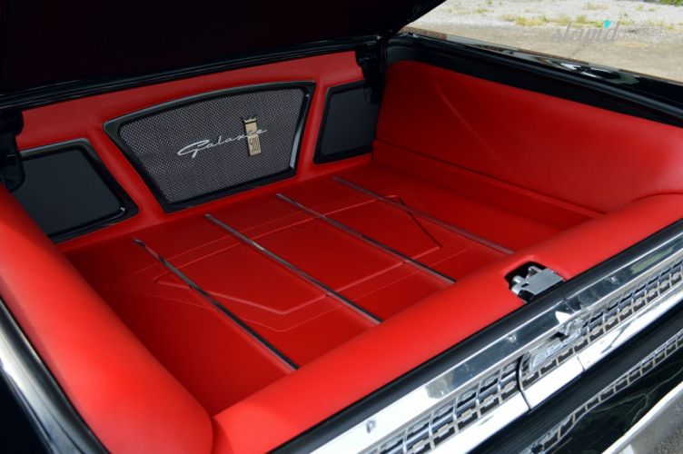 1963 FORD GALAXIE tuning custom hot rod rods lowrider muscle wallpaper