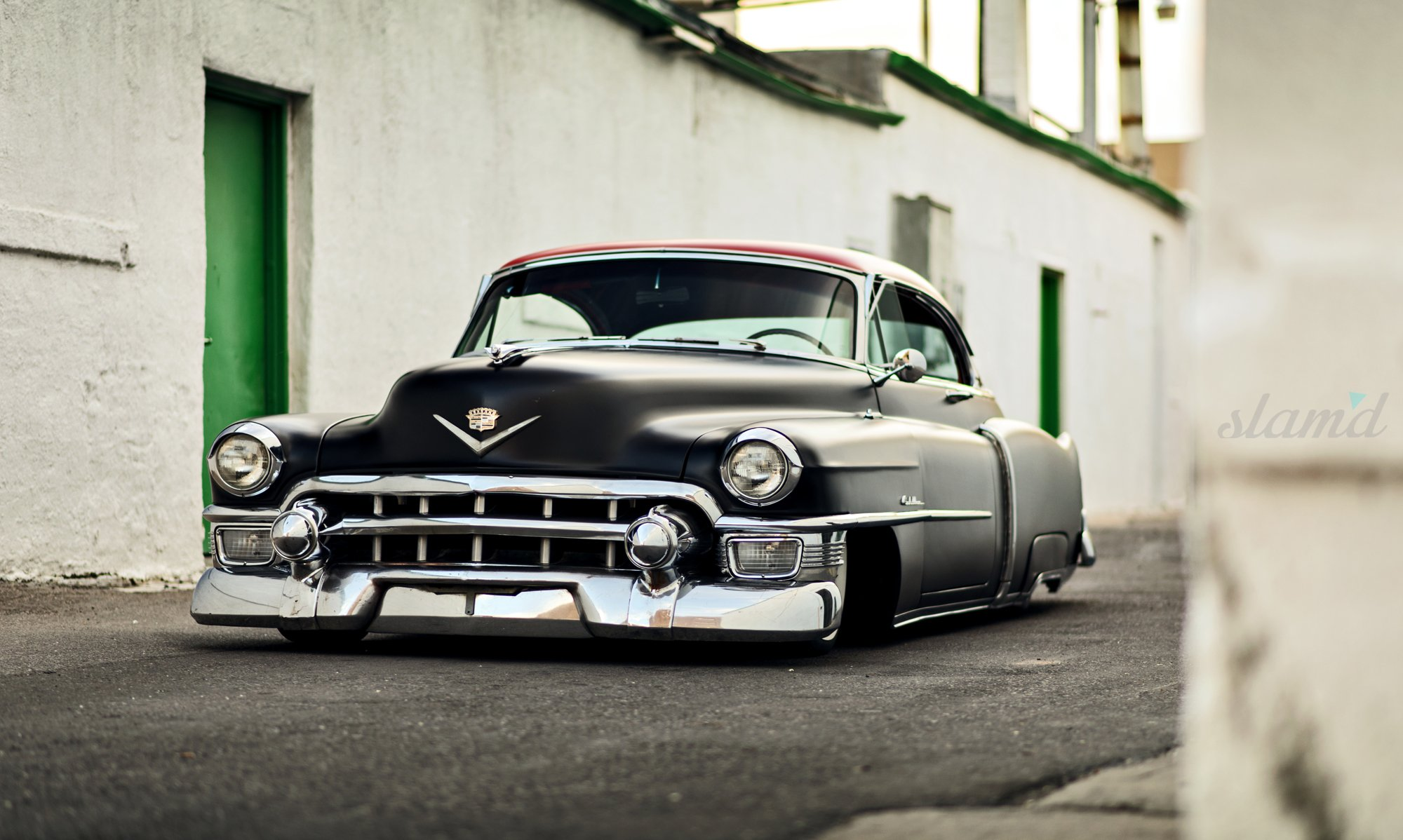 1953 cadillac coupe deville tuning custom hot rod rods lowrider