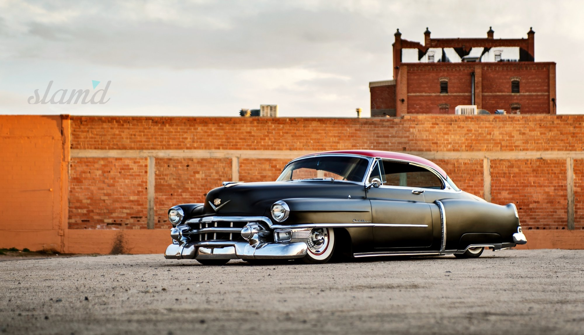 1953 Cadillac Coupe Deville Tuning Custom Hot Rod Rods