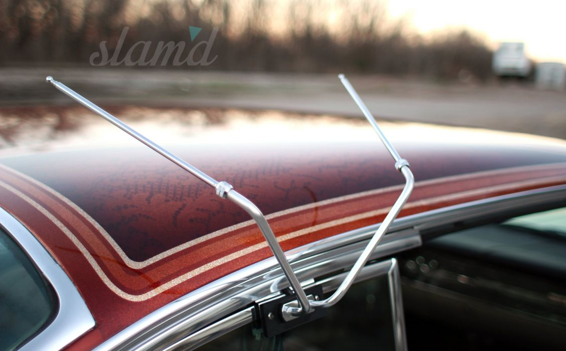 1960 CADILLAC COUPE DEVILLE tuning custom hot rod rods lowrider wallpaper