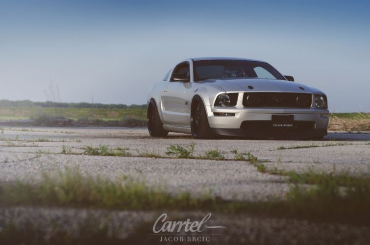 2006 Ford Mustang G-T Ghia tuning custom lowrider muscle ...
