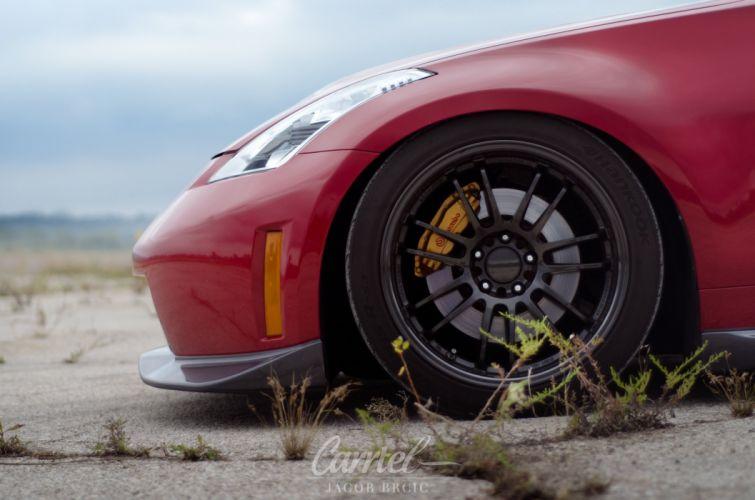 Nissan Nismo 350Z tuning custom wallpaper