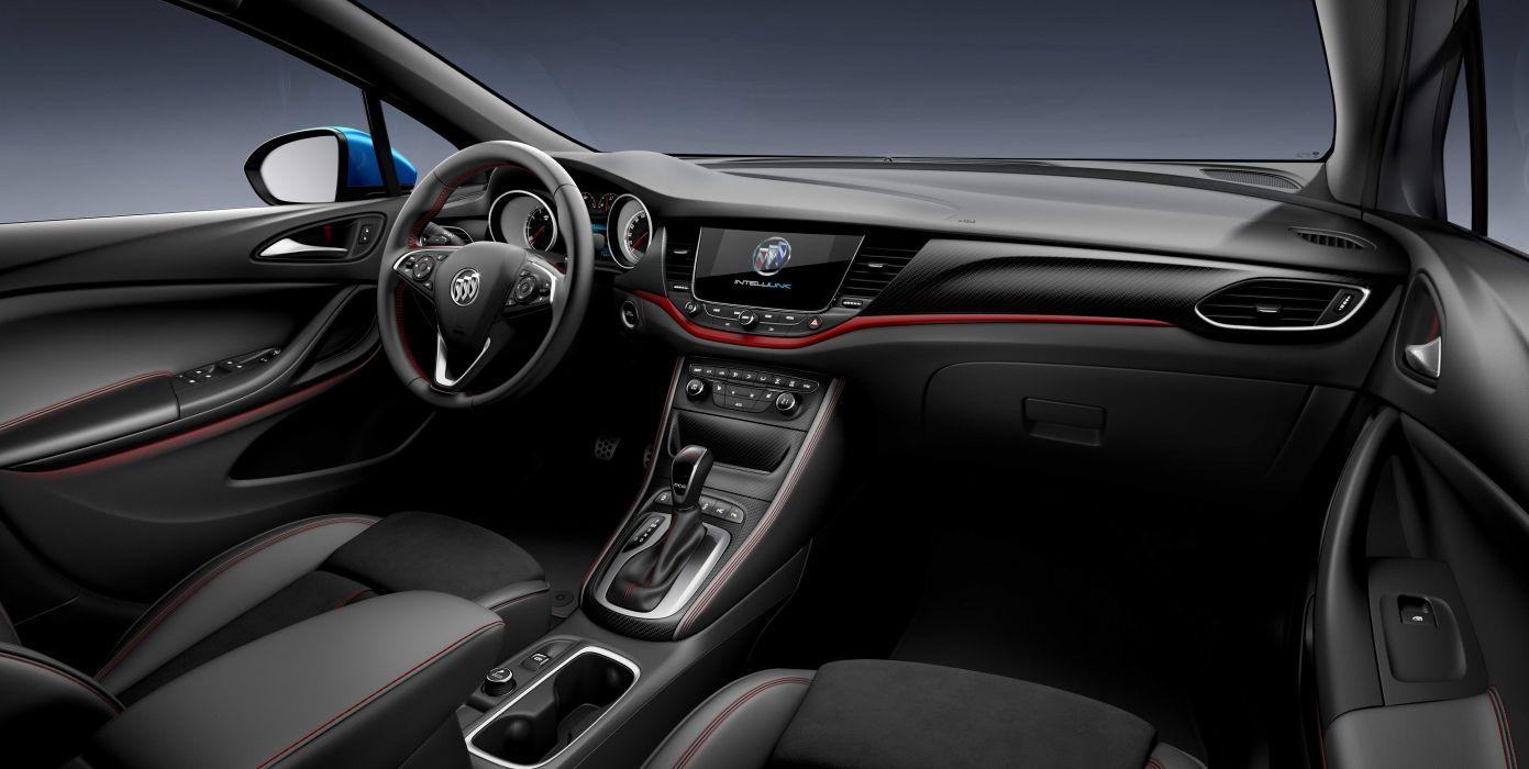 2016 Buick Verano G-S CN-spec stationwagon wallpaper