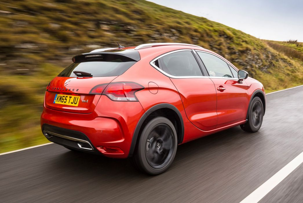 D-S 4 Crossback UK-spec ds4 suv awd wallpaper