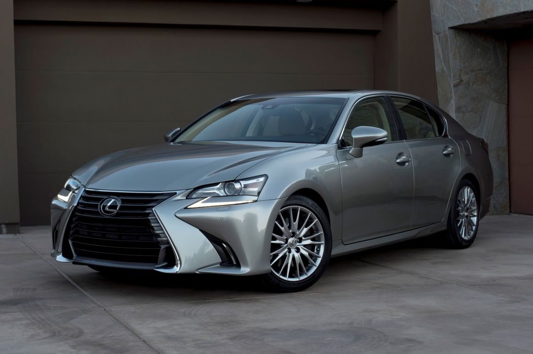 2016 Lexus G-S 200t luxury wallpaper