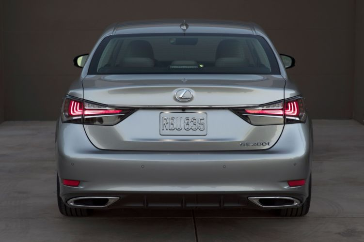 2016 Lexus G-S 200t luxury wallpaper