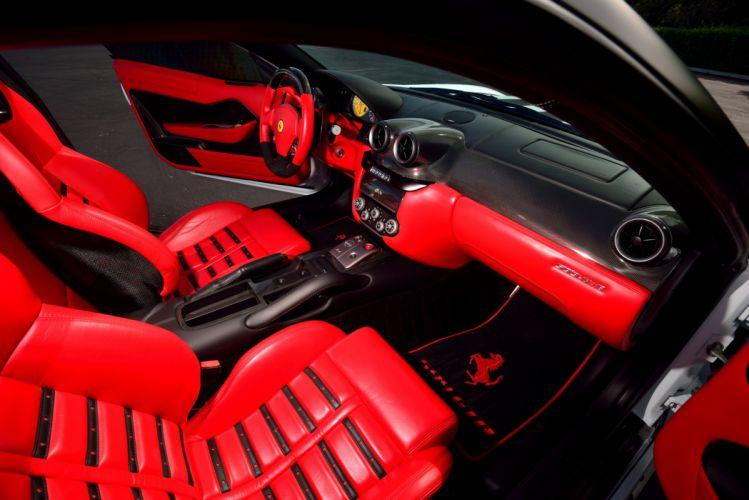 2012 Vorsteiner Ferrari 599VX Pininfarina supercar tuning 599 wallpaper