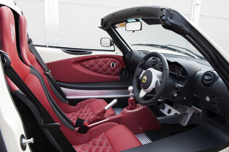 2015 Lotus Elise S Neo-Classic supercar wallpaper