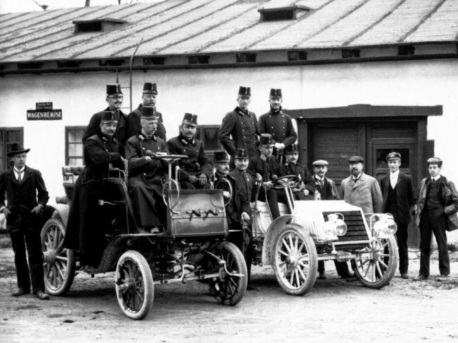 Tatra vintage retro police emergency wallpaper