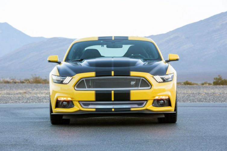 2016 Shelby G-T ford mustang muscle hot rod rods wallpaper