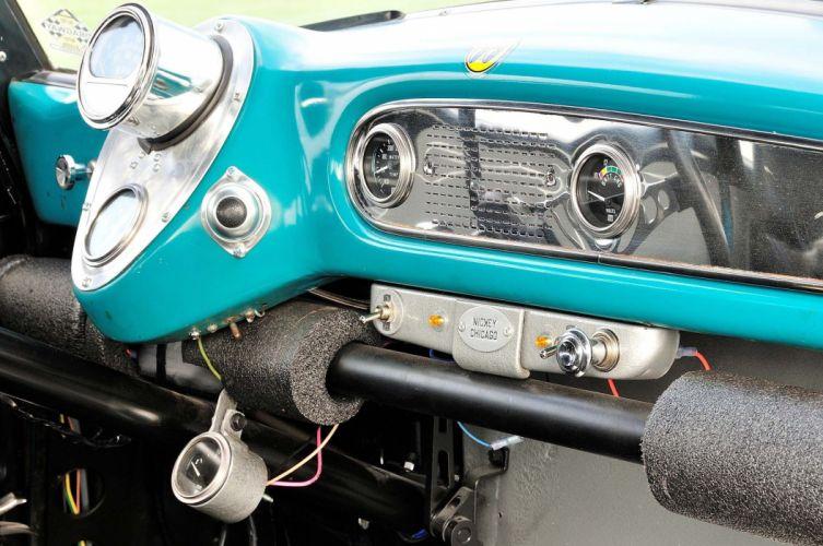 1955 Nash Gasser drag race racing retro hot rod rods rambler wallpaper