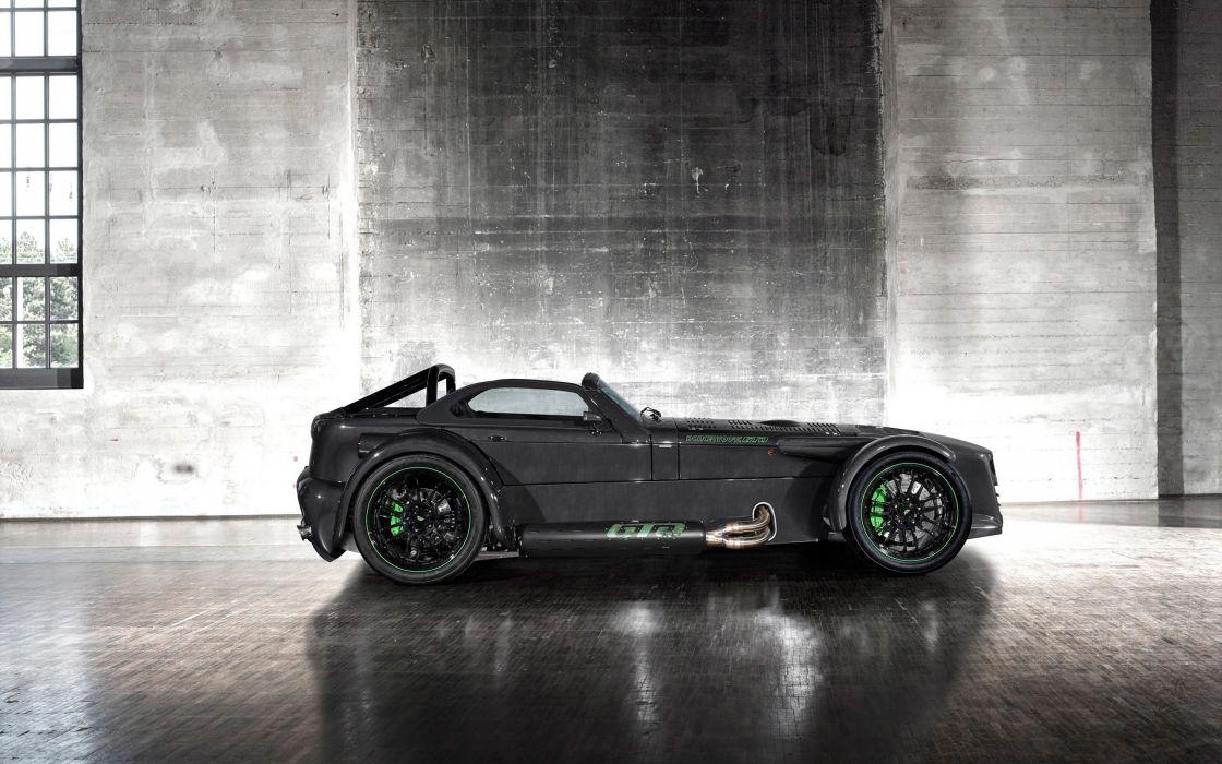 2015 Donkervoort D-8 GTO Bare-Naked-Carbon supercar wallpaper