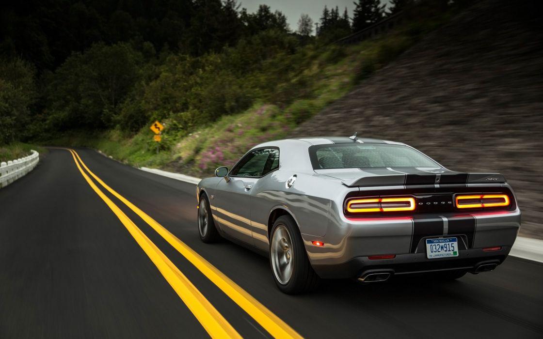 2016 Dodge Challenger SRT mopar muscle hemi wallpaper
