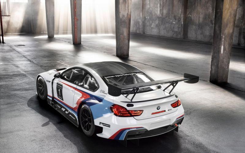 2016 BMW M-6 GT3 race racing rally grand prix wallpaper