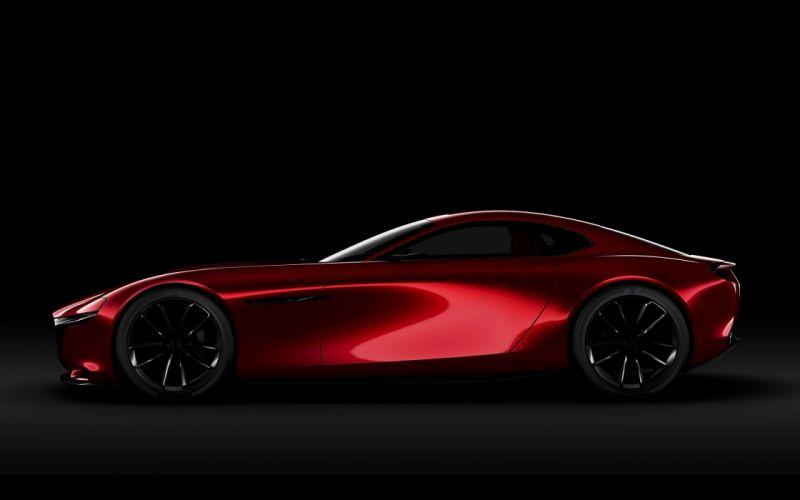 2015 Mazda RX-Vision Concept vision r-x supercar wallpaper