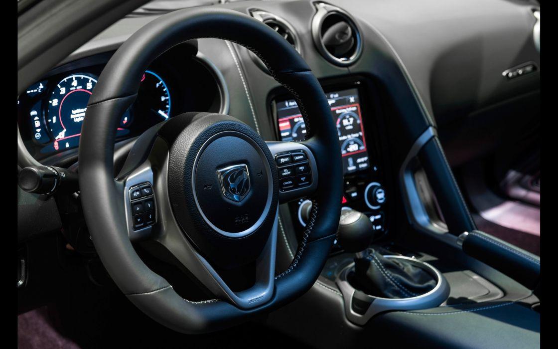 2015 GeigerCars Dodge Viper GTS 710R mopar supercar wallpaper