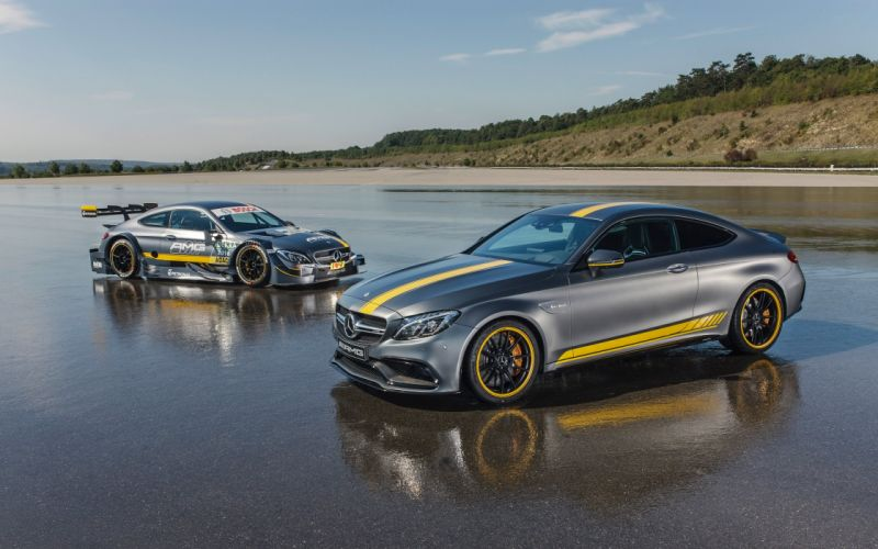 2016 Mercedes Benz AMG C63 Coupe Edition-1 race racing wallpaper