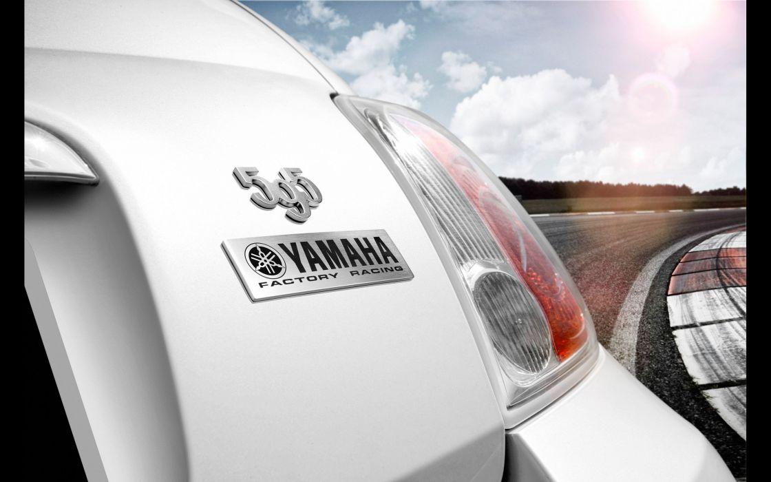 2016 Abarth 595 Yamaha Factory Racing Edition wallpaper