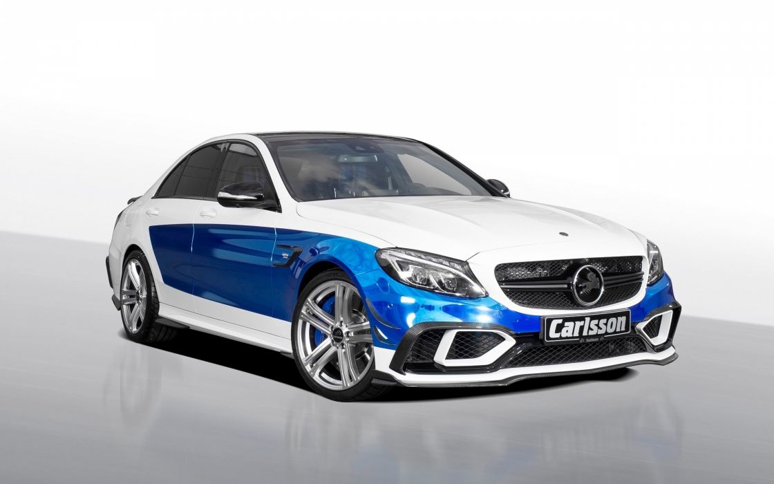2015 Carlsson Mercedes Benz AMG CC63S Rivage tuning wallpaper