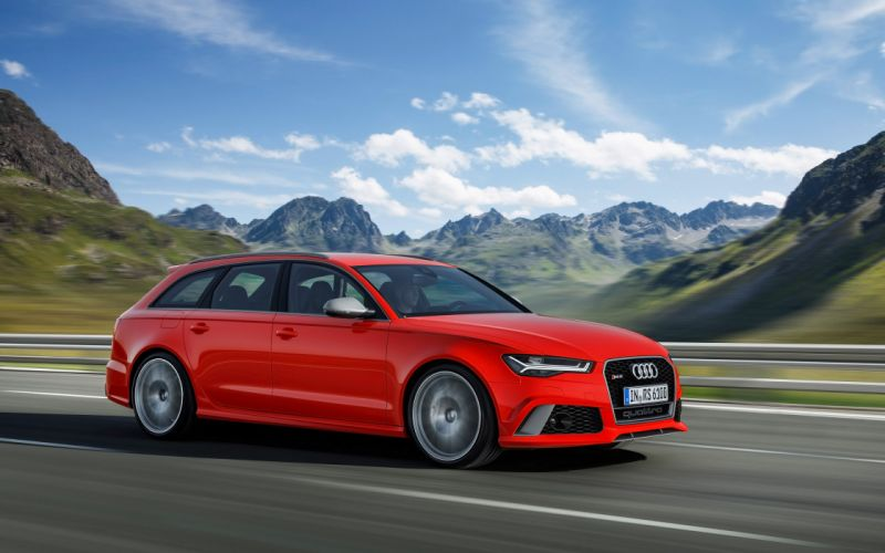 2016 Audi RS6 Avant-Performance stationwagon tuning wallpaper