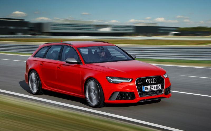 2016 Audi RS6 Avant-Performance stationwagon tuning wallpaper