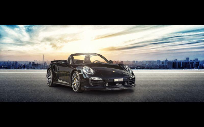 2015 OCT-Tuning Porsche 911 Turbo S tuning wallpaper
