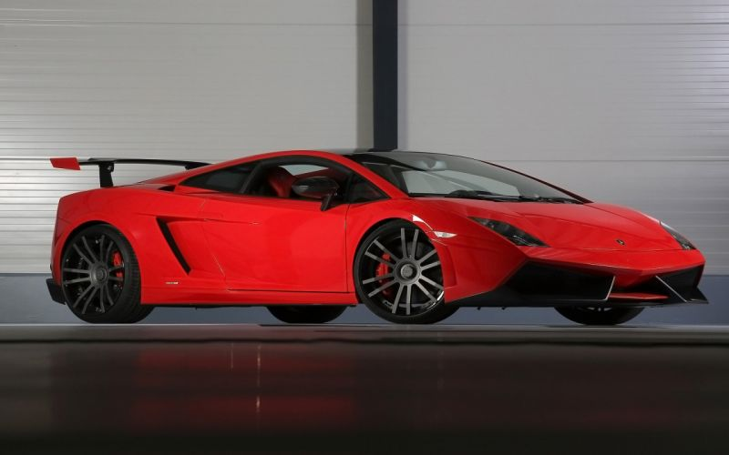 2015 Wheelsandmore Lamborghini Gallardo supercar custom tuning wallpaper