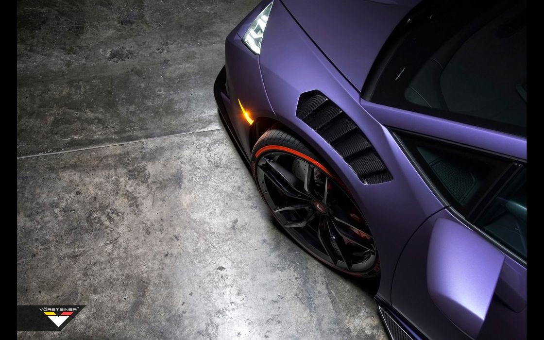 2015 Vorsteiner Lamborghini Huracan Novara tuning supercar wallpaper
