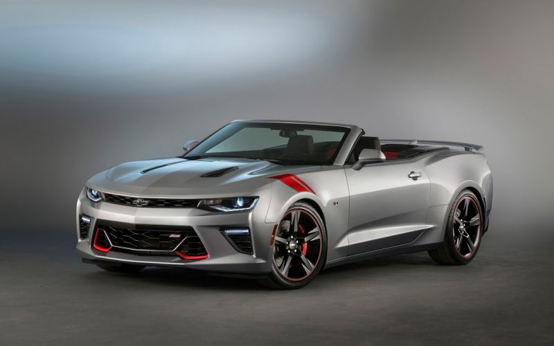2016 Chevrolet Camaro S-S Accent Concept muscle tuning wallpaper