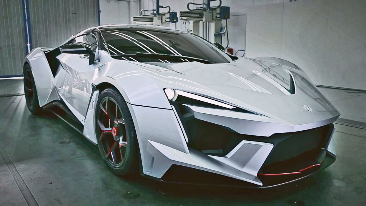 2016 Fenyr SuperSport supercar wallpaper