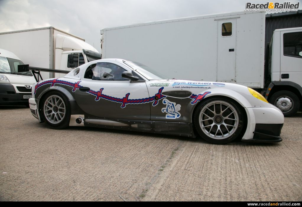 PANOZ ESPERANTE supercar race racing wallpaper