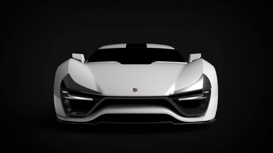 2017 Trion Nemesis R-R supercar wallpaper
