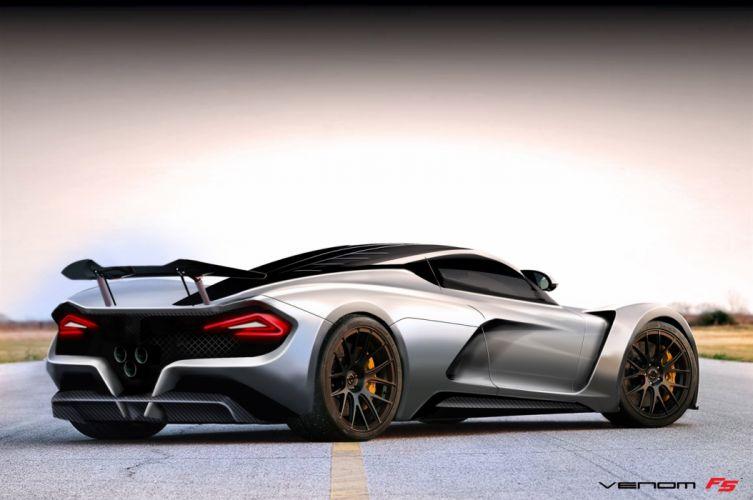 2016 Hennessey Venom F-5 G-t supercar wallpaper