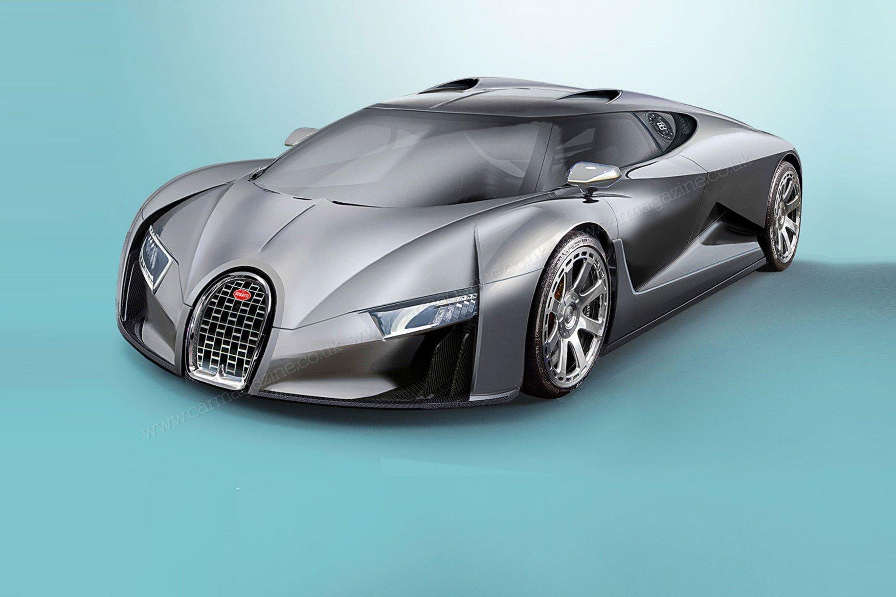 Bugatti Chiron Supercar Veyron Wallpaper