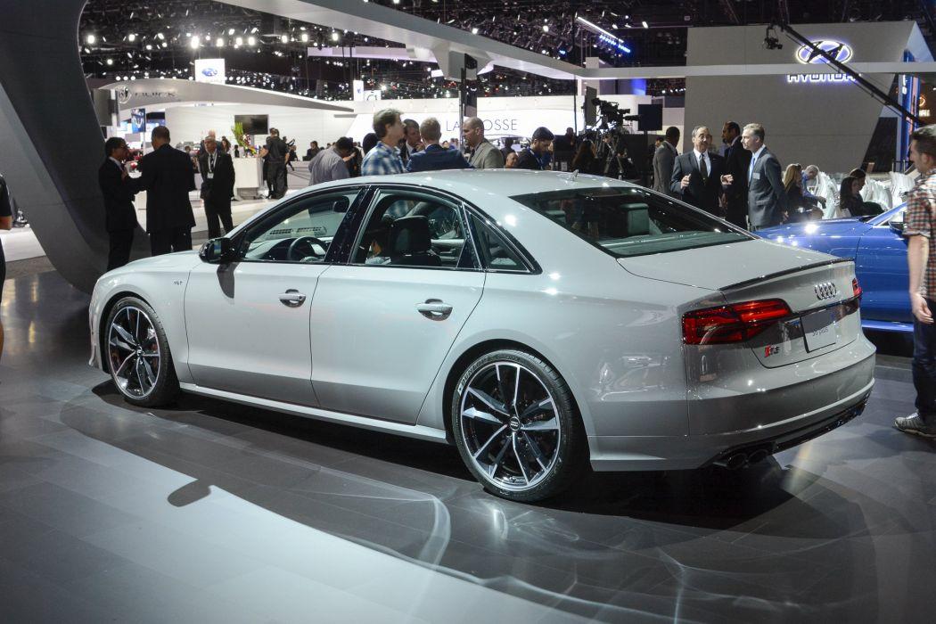 2016 Audi-S8 Plus cars sedan wallpaper