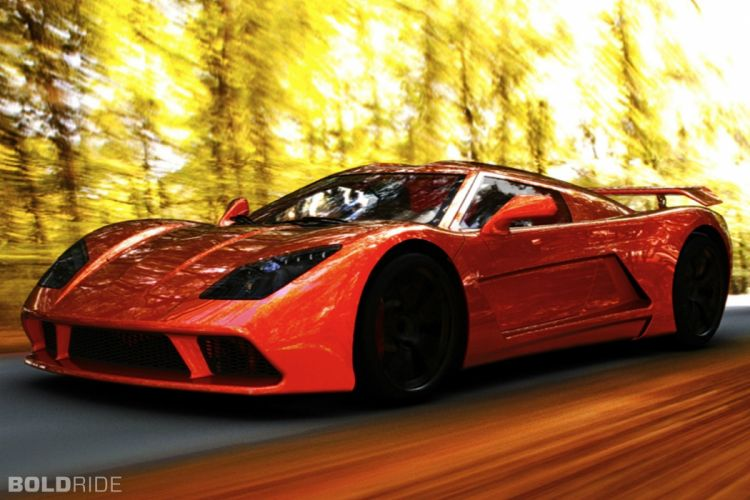 Genty Akylone supercar wallpaper