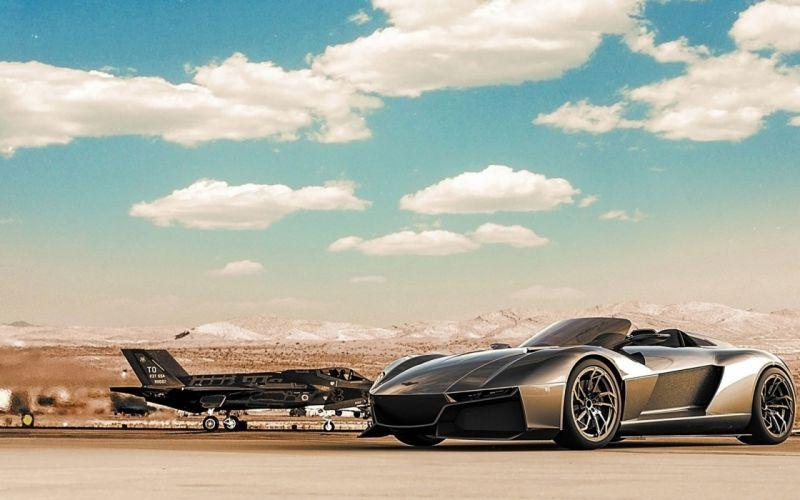Rezvani Beast supercar wallpaper