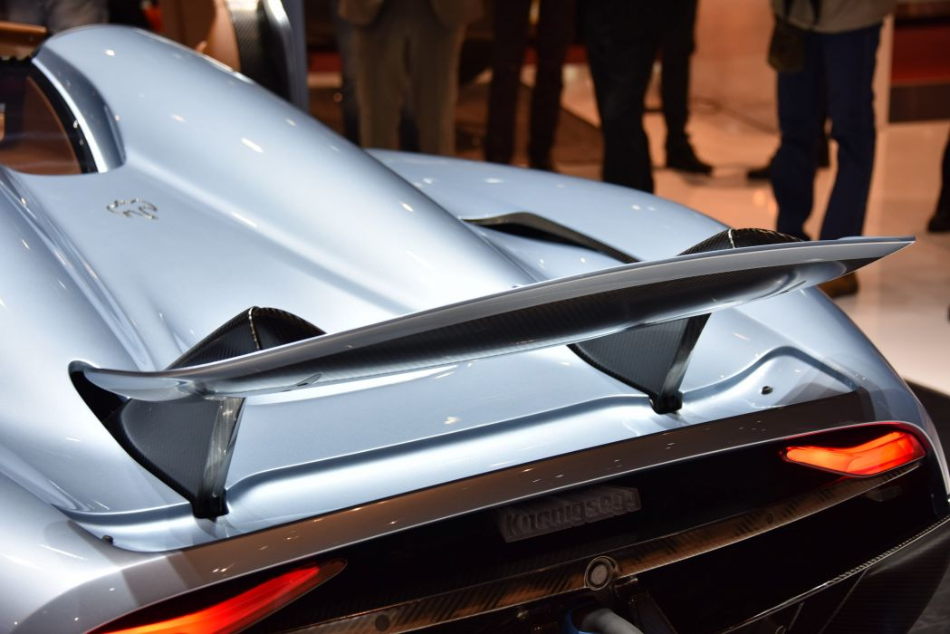 2016 Koenigsegg Regera supercar wallpaper