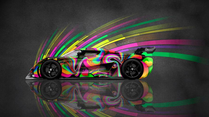 2016 Koenigsegg Regera supercar wallpaper