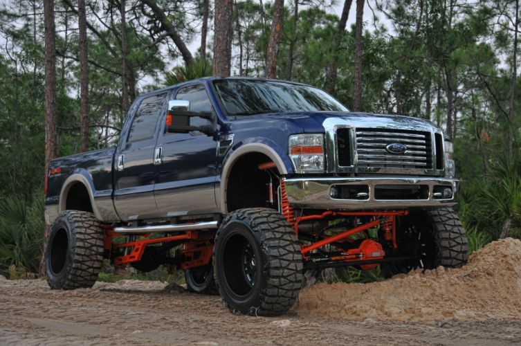 American ForceWheels Ford F250 Super Single by Wicked Performance on American Force Wheels AFW wallpaper
