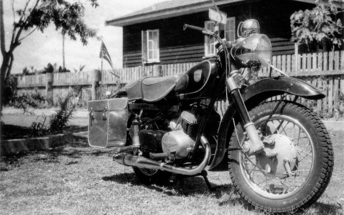 ADLER motorcycle motorbike retro bike wallpaper