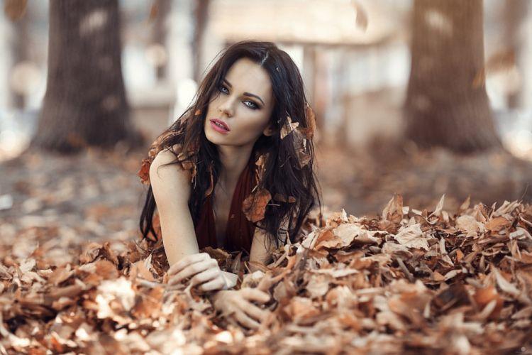 sexy pretty model girl wallpaper