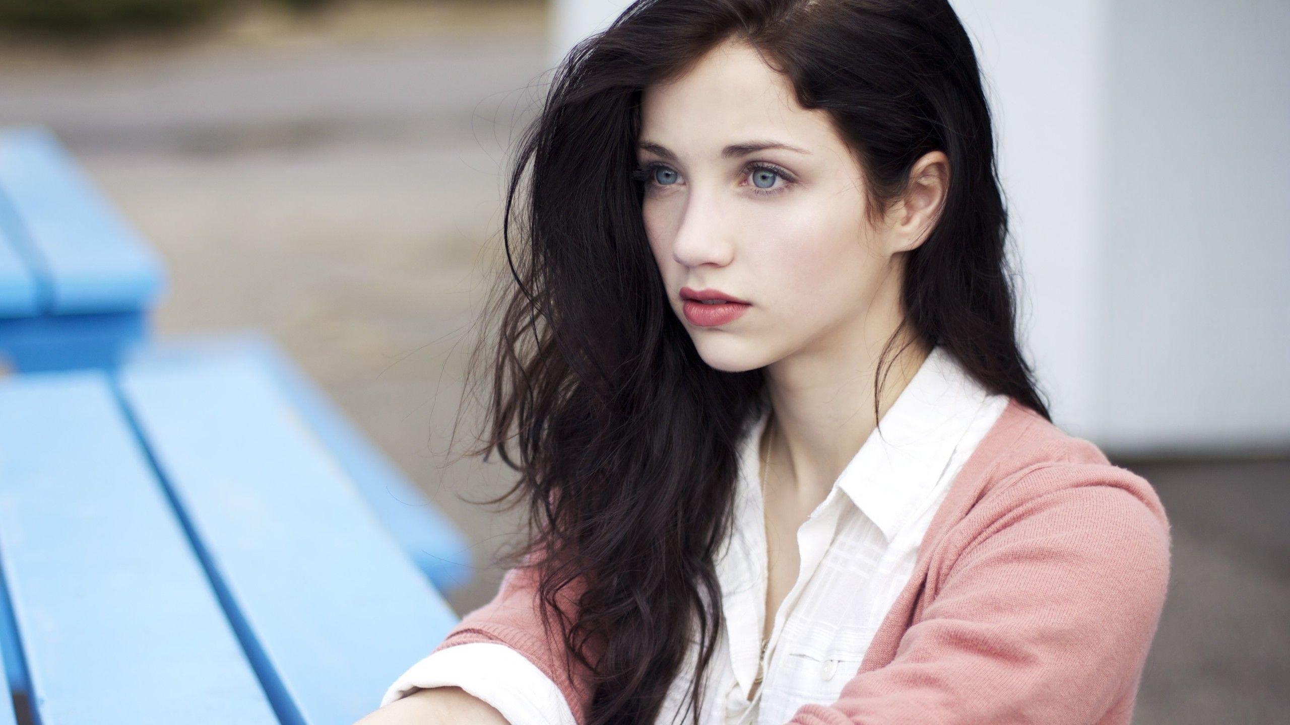 Фото одной красивой девушке 9 фотография