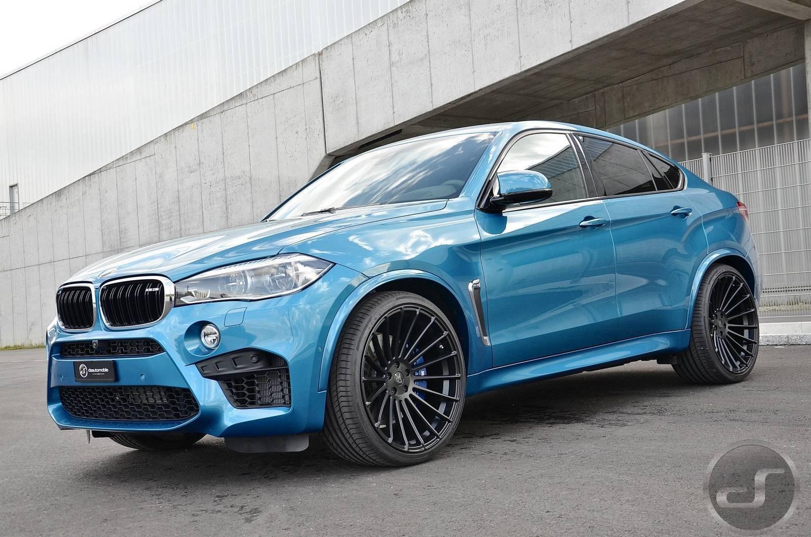 Hamann BMWX M cars suv blue modified wallpaper x