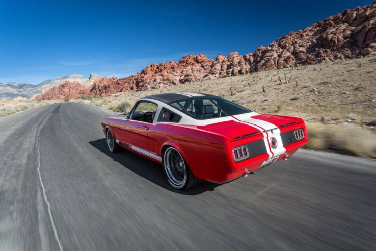 Ringbrothers 1965 ford Mustang cars modified wallpaper