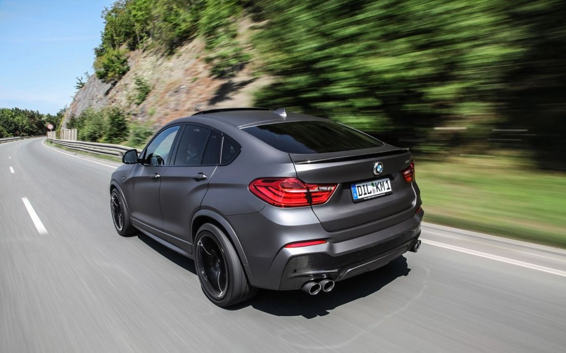 2015 Lightweight Performance BMW-X4 cars suv modified wallpaper