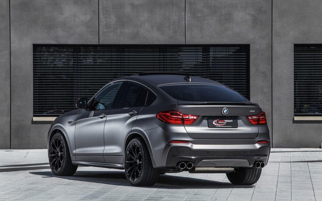 2015 Lightweight Performance BMW-X4 cars suv modified wallpaper