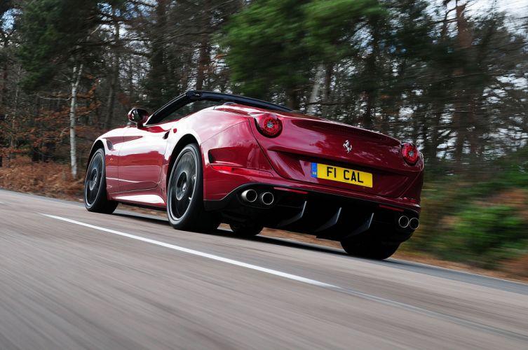 2015 california-t cars Ferrari red wallpaper