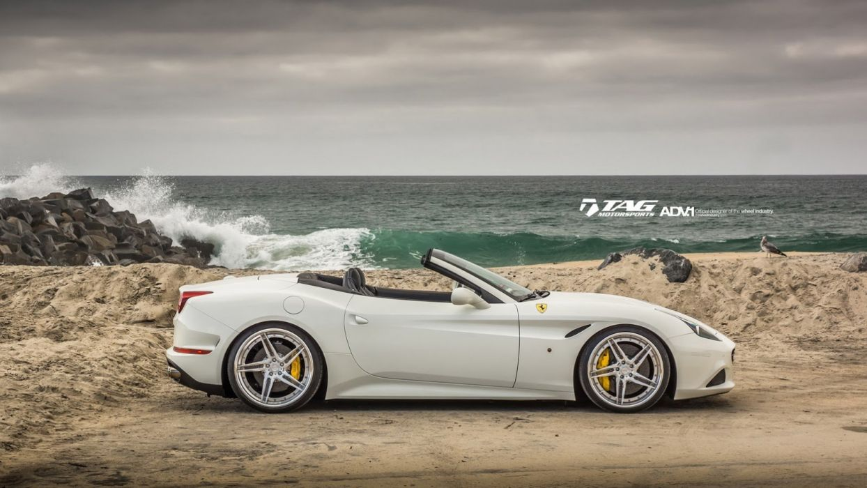 Ferrari California,T adv1 wheels cars white wallpaper