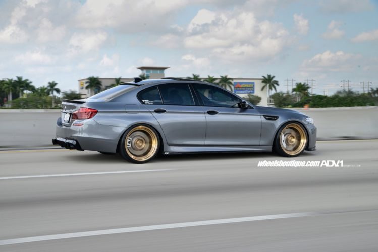 ADV1 cars Coupe wheels BMW- M5 f10 wallpaper